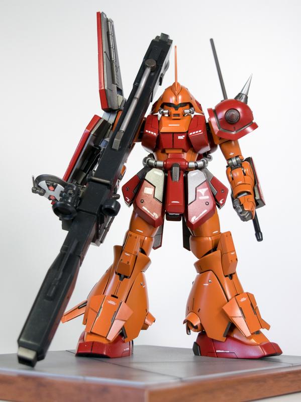 MG 1/100 マラサイ 10