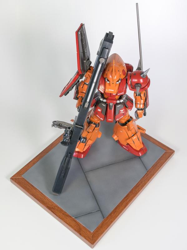MG 1/100 マラサイ 11