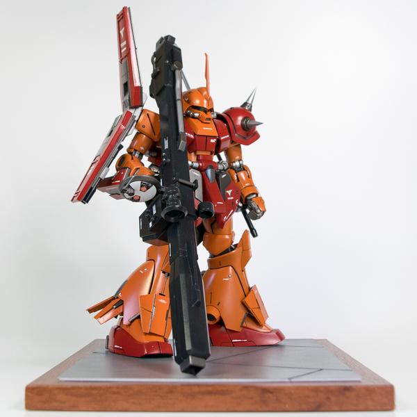 MG 1/100 マラサイ 9