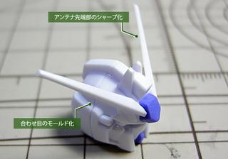 HGUC 1/144 MSN-001X ガンダムデルタカイ