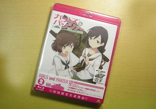 ガールズ&パンツァー Blu-ray 2巻