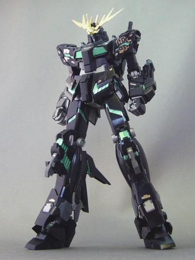 MG 1/100 小説版ユニコーンガンダム2号機バンシィ Ver.Ka 最終決戦仕様