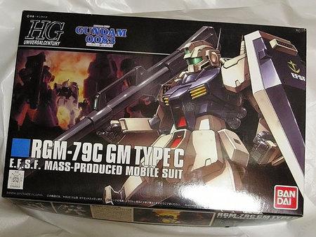 HGUC 1/144 RGM-79C ジム改[ワグテイル]