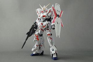 HGUC 1/144 RX-0 ユニコーンガンダム [DESTROY MODE]
