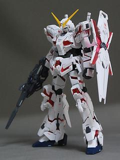 HGUC 1/144 RX-0 ユニコーンガンダム デストロイモード